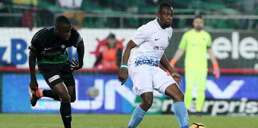 Teleset Mobilya Akhisarspor - Trabzonspor: 1-3 (İşte maçın özeti)
