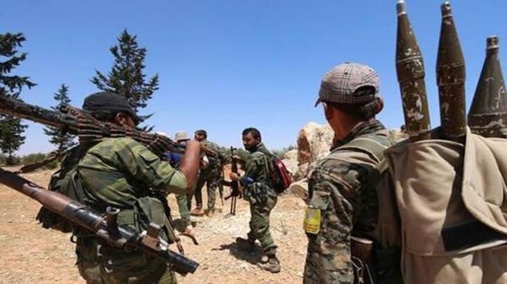 ÖSO IŞİD'in Türkiye sınırı ile teması kesti!