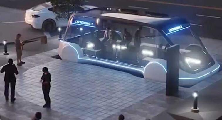 Elon Musk'tan yaya ve bisikletliler için yeni proje: Urban Loop