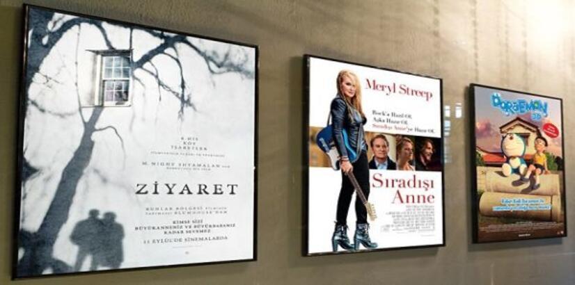 Sinamalarda bu hafta 13 film vizyona girecek!