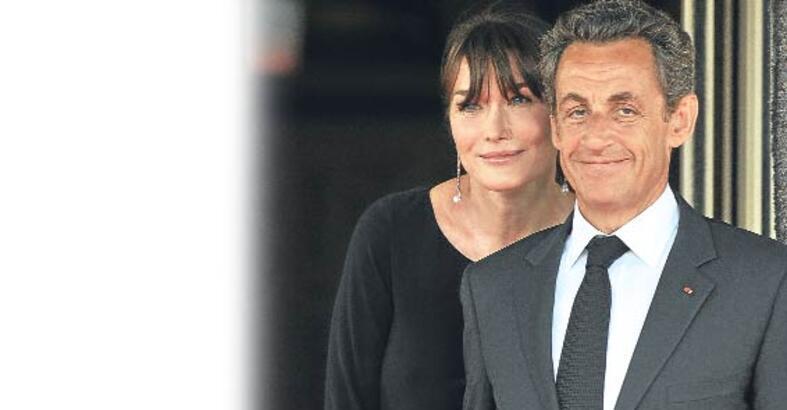 Sarkozy seçimlere hazırlanmak için kültür mantarı oldu