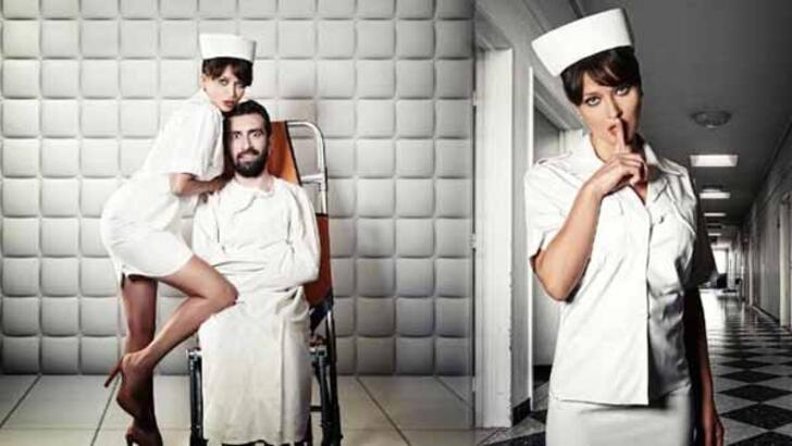 Nurgül Yeşilçay'ın bu fotoğrafı hemşireleri çıldırttı