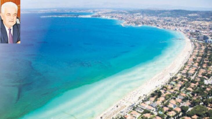Ilıca Plajı artık belediyenin