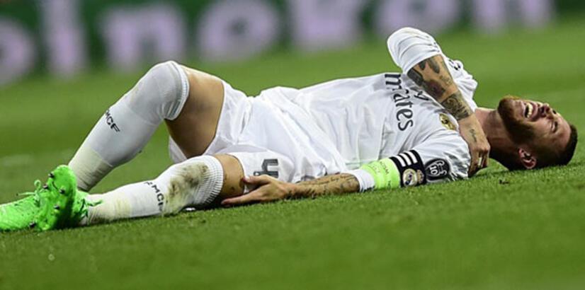 Real Madrid'de Ramos'un omzu çıktı!