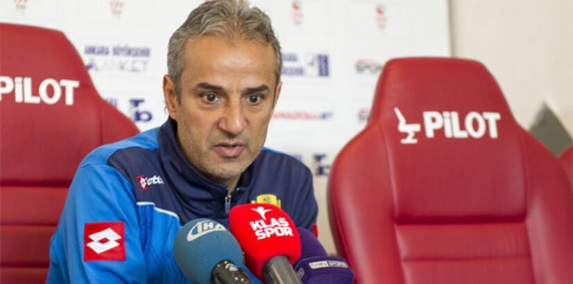 """İsmail Kartal: """"Tek hedefimiz bu takımı Süper Lig'e çıkarmak"""""""