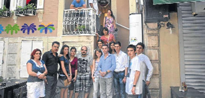 Asyalı Türkler İzmir'de buluştu