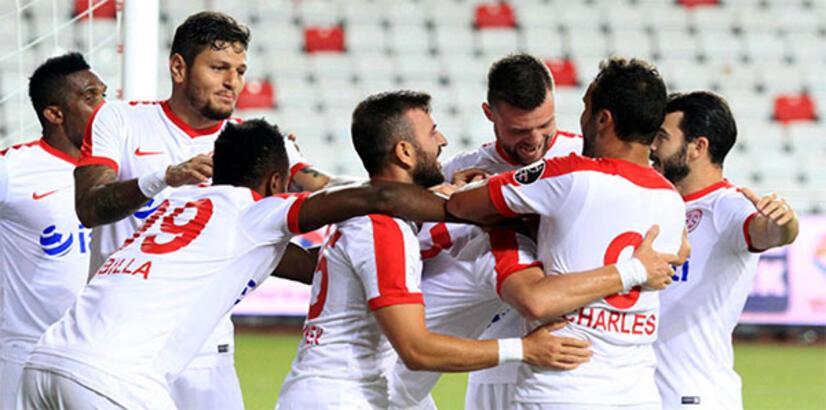 Antalyaspor'dan en kötü başlangıç