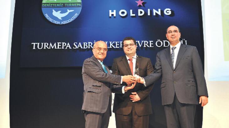TURMEPA Sabri Ülker  ödülü 'Kaynayştır'a* gitti