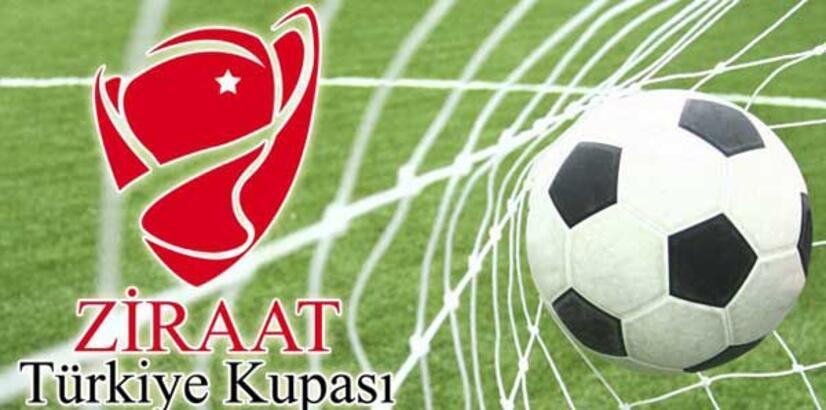 Türkiye Kupası 5 maçla başlıyor