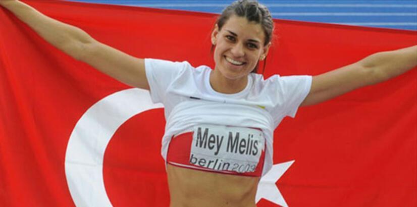 Milli atlet Melis Mey geri dönmekten mutlu