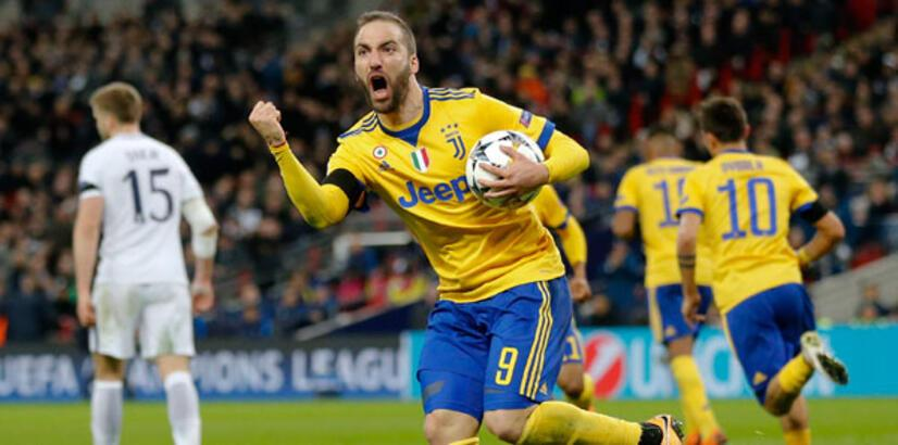 Tottenham Hotspur - Juventus: 1-2