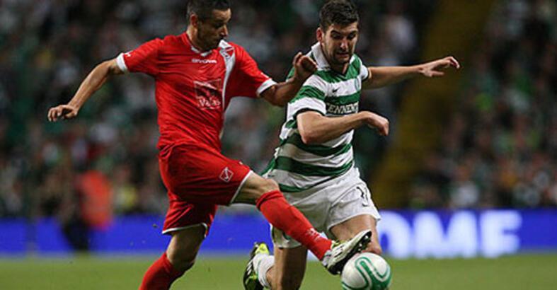 UEFA Sion'u kupadan attı...