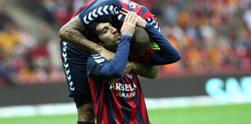 Burhan Eşer Sivasspor'da