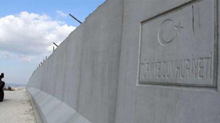 Sınıra Türk Seddi! TOKİ, Suriye sınırına 700 kilometrelik duvar örecek