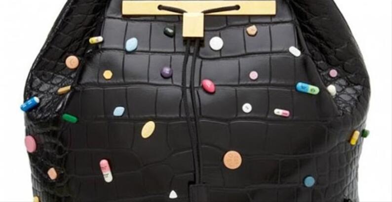 Damien Hirst ve The Row Çanta Koleksiyonu 2012