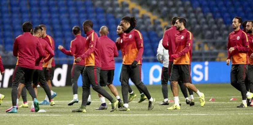 Galatasaray'a doğalgaz şoku!