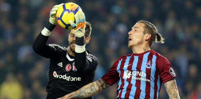 Trabzonspor ikinci yarıda yokları oynuyor!