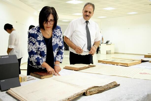 'Tarihi arşiv değerindeki belgelerinizi Milli Arşiv'e teslim edin'