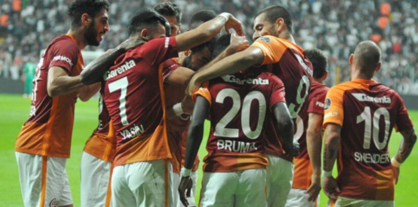 Galatasaray, Arena'da 'dalya' diyor