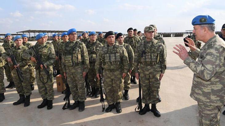 Genelkurmay Başkanı Akar'dan flaş Zeytin Dalı harekatı açıklaması
