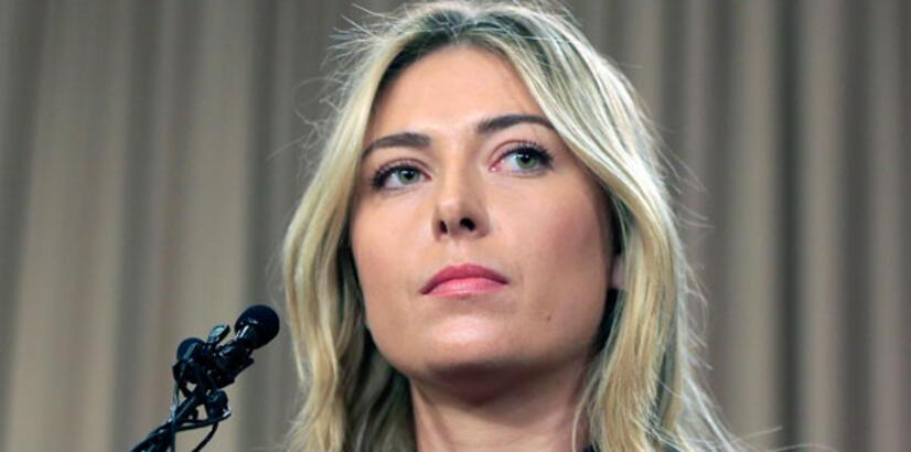 CAS, Sharapova'nın cezasını 15 aya düşürdü