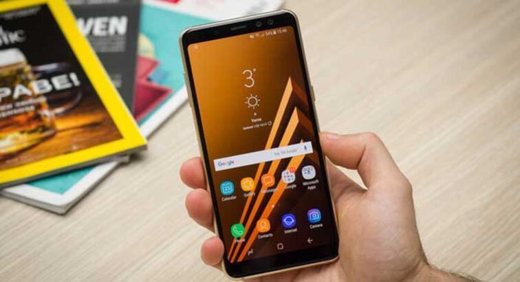 Samsung Galaxy A8 inceleme: Samsung'un çift ön kameraya sahip ilk akıllı telefonu