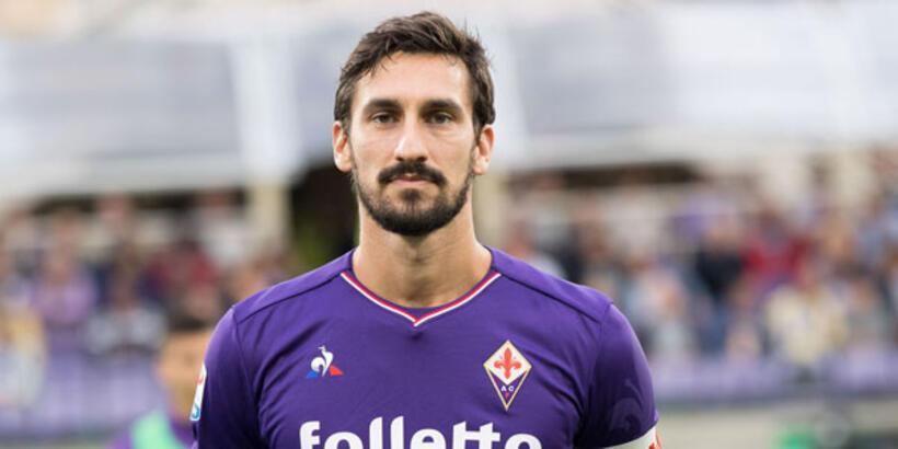Fiorentina'nın kaptanı Davide Astori hayatını kaybetti!