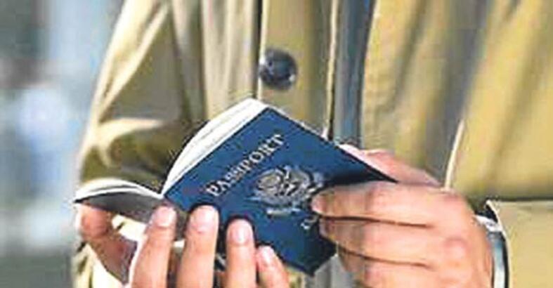 Rum kesimine pasaport göçü