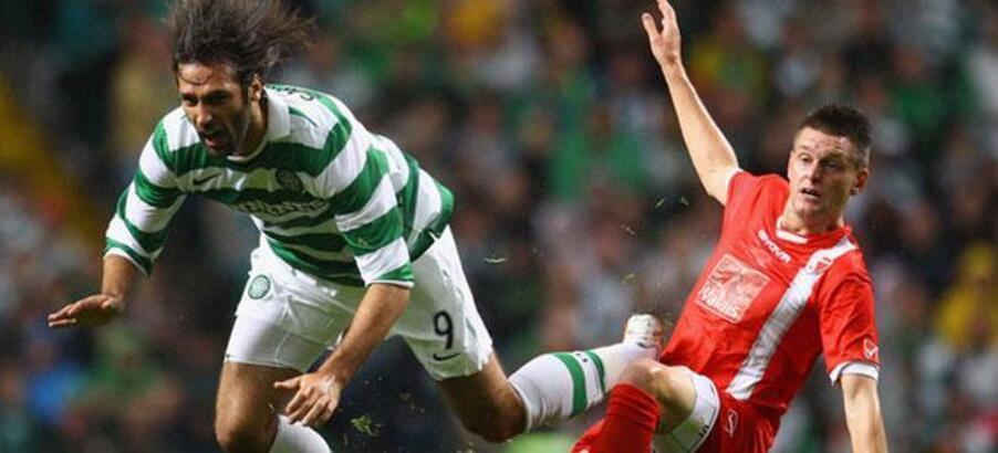 Kupadan atılan FC Sion UEFA'yı mat etti...