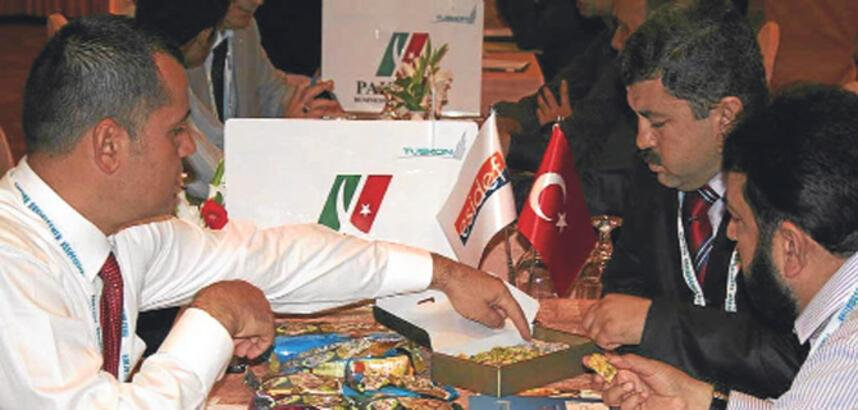 ESİDEF Pakistan'da EXPO için söz aldı