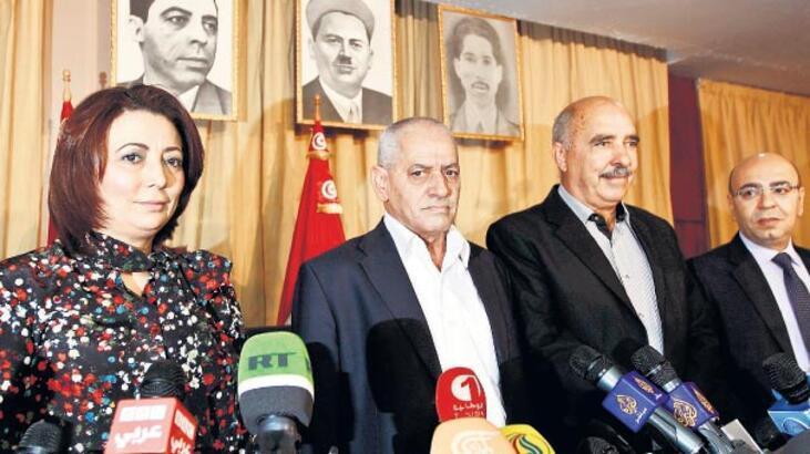 Nobel Barış Ödülü Tunus Ulusal Diyalog Dörtlüsü'ne