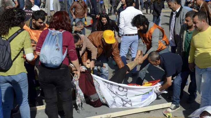 Ankara'da 3. bomba paniği