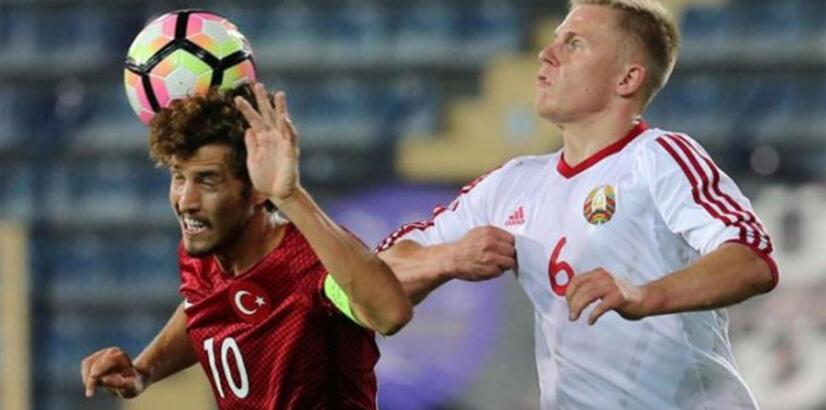 Ümit Milli Futbol Takımı son maçına çıkıyor!