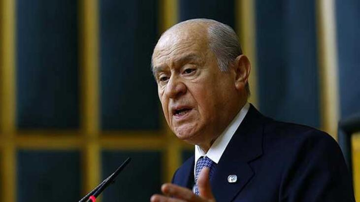MHP lideri Bahçeli'den Oktay Vural ile ilgili şok sözler