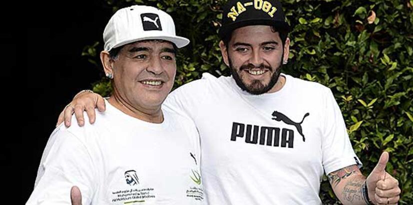 """Maradona: """"Dünya Kupası 48 takımla oynansın"""""""