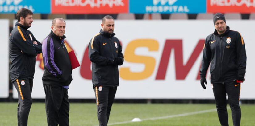 Galatasaray'ın Karabükspor maçı kadrosu belli oldu