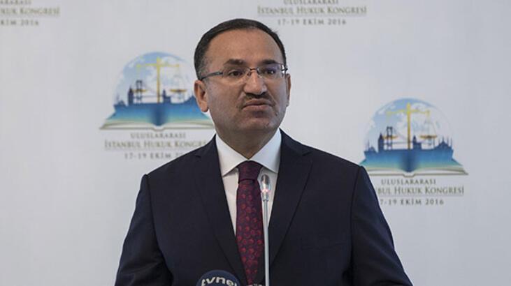 Bekir Bozdağ'dan başkanlık açıklaması