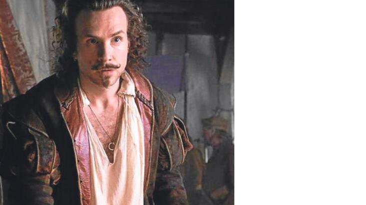 'Shakespeare kurgu bir karakter'