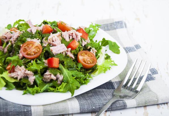 Metabolizmayı hızlandıran salata