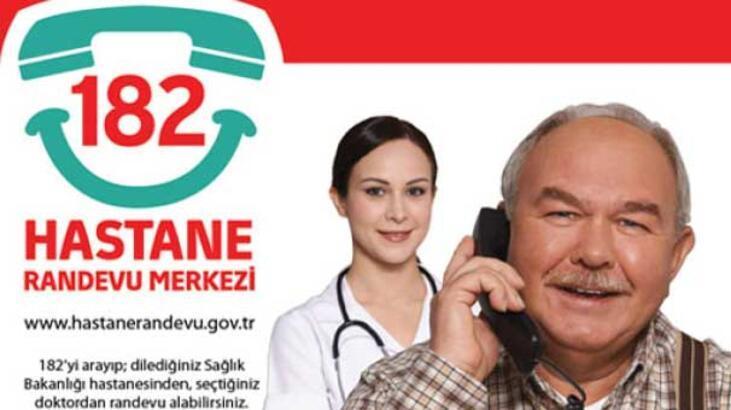 MHRS üyelik ile hastane randevu alma işlemi