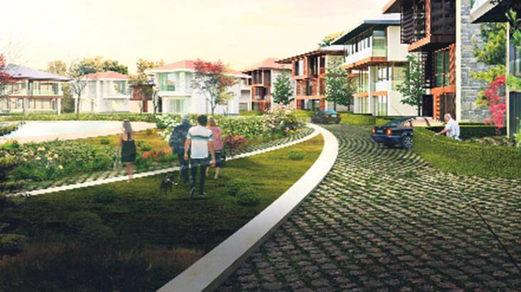 Çengelköy'deki 86 villanın temelini ağustosta atacak