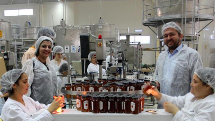 Türkiye'de ilk toz bal üretimine başlandı