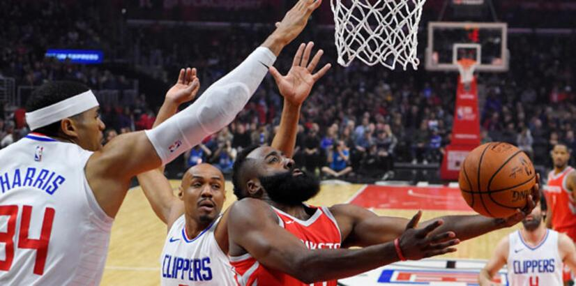 Houston Rockets'ın durmaya niyeti yok