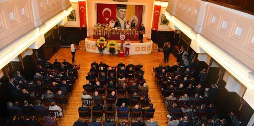 Galatasaray Kulübü, 110. kuruluş yılını kutladı
