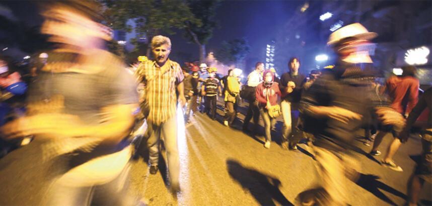"""""""Gezi Parkı travması gelişmişlik seviyemizin yükseldiğini gösteriyor"""""""