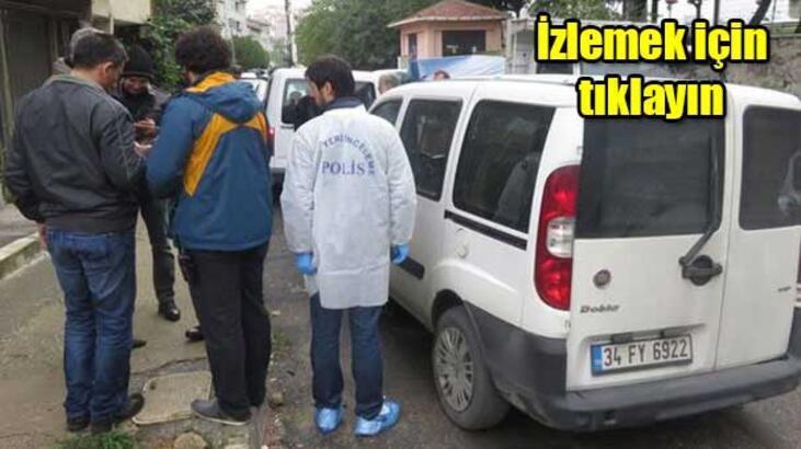 Kadıköy'de polisin evine bombalı tuzak yerleştirmişler