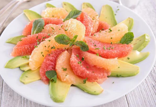 Greyfurt salatası tarifi