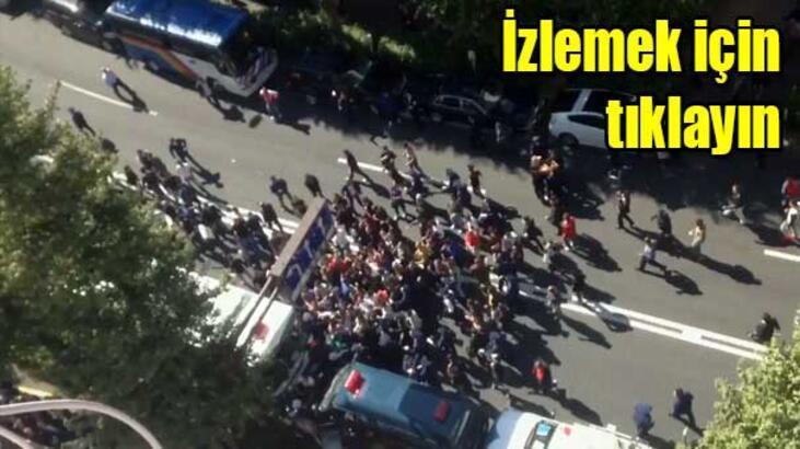 Japonya'da Türk vatandaşı seçmenler arasında kavga: 12 yaralı