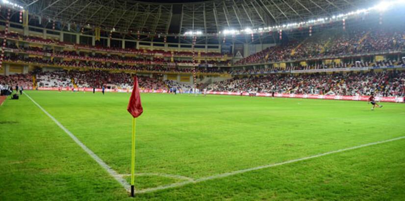 Antalya Arena açıldı!