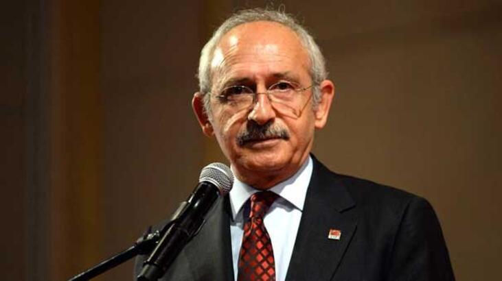 Kılıçdaroğlu: Bizi Erdoğan'la sorunumuz yok
